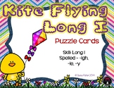 Kite Flying Long Vowel Teams I 'ie', 'igh' & 'y' Puzzle Cards