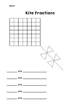 Kite Fractions