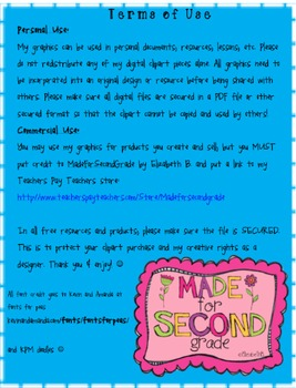 Kite Freebie! -MadeForSecondGrade