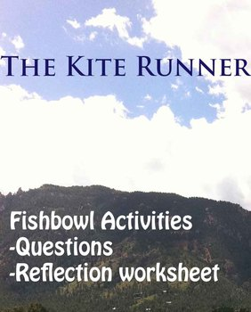 Kite Runner Ch. 1-12 Quote Analysis/Fishbowl activity (UPDATED from feedback)