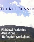 Kite Runner Ch. 1-12 Quote Analysis/Fishbowl activity (UPD