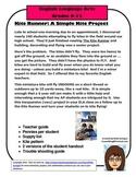 Kite Runner: Miniature Kite Project or Activity