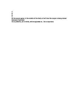 Kite Runner Quiz Chapters 20-21