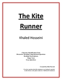 Kite Runner Unit Materials