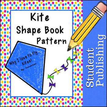 Kite Shape Book