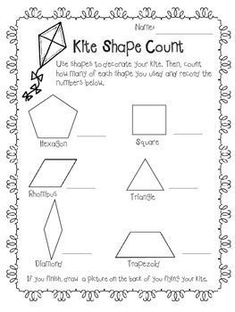 Kite Shape Counting