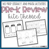 Kite Themed Practice Activities