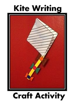 Kite Writing Activity