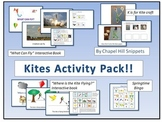 Kites Activity Pack--Great for special education/SLP collaboration