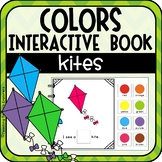 Kites Colors Interactive book & Emergent Reader (Spring)