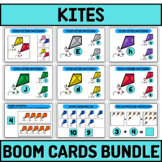 Kites Literacy And Counting Boom Cards For Young Learners Bundle