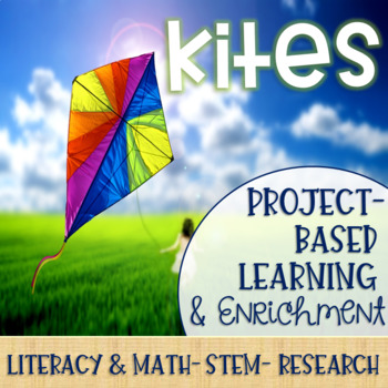 Kites Project-Based Learning & Enrichment for Literacy, Math, STEM and Research