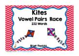 Kites Vowel Pairs Race