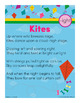 Kites  - ight Word Family Poem of the Week