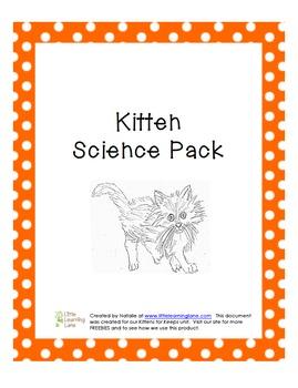 Kitten Science Pack