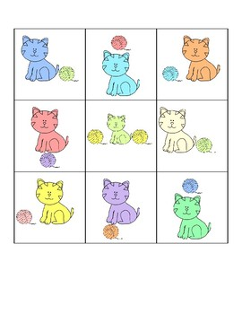 Kitten for a Day Activity Packet