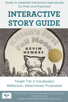Kitten's First Full Moon Interactive Story Guide