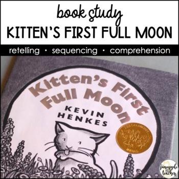 Kitten's First Full Moon: Common Core Aligned Supplementary Activities