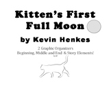 Kitten's First Full Moon Graphic Organizers