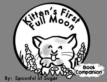 Kitten's First Full Moon (Story Companion)