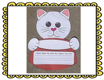 Kittens First Full Moon Journeys Unit 6 Lesson 26 Kindergarten Supp.  Act.