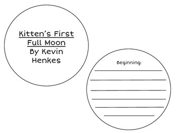 Kitten's First Full Moon- Retell