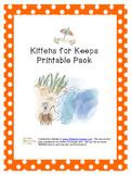 Kittens for Keeps (Jenny's Surprise Summer) Printable Pack