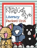 Kitty Cat Style Literacy Packed Unit