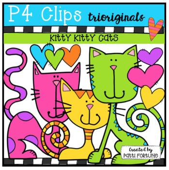 Kitty Kitty Cats (P4 Clips Trioriginals)