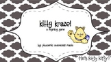 Kitty Kraze Rhyming Game