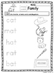 Kittygarten Kinect - No Prep - Fall - Word Families Packet 1