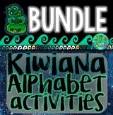 Kiwiana Alphabet Activities MEGA Bundle (A through to Z)