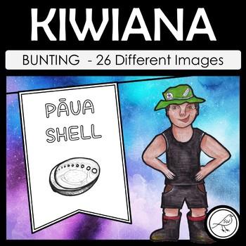 Kiwiana - Bunting