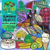 Kiwiana Clip Art {New Zealand themed}