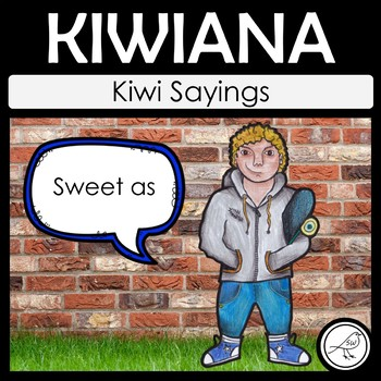 Kiwiana – Kiwi Sayings
