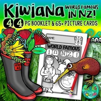 Kiwiana Objects, Icons & Landmarks {World Famous in New Zealand!}