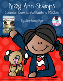 Kizzy Ann Stamps Common Core Unit and Student Packet