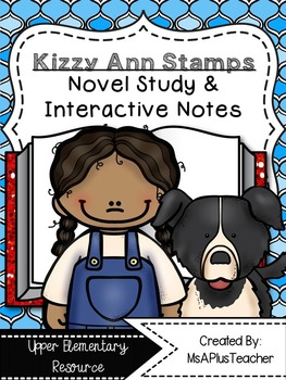 Kizzy Ann Stamps Novel Study