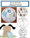 Alphabet Crafts: Alphabet Activities: Kk Is For Kite Alpha