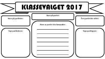 Klassevalget 2017