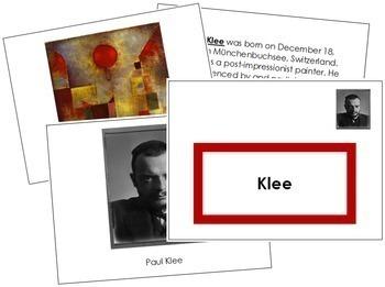Klee (Paul) Art Book - Color Border