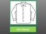Kleidung, Zahlen, Farben (Clothing, Numbers, Colors in German) PowerPoint