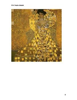 Klimt People- Adapted