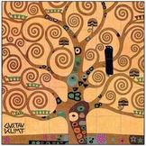 Klimt Tree of Life Mural