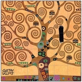 Klimt Tree of Life Mural