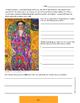 Gustav Klimt Art History Workbook and Activities - Tree of Life