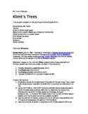 Klimt's Trees