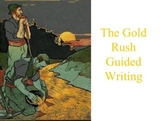 Klondike Gold Rush Guided Writing