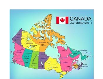 Km's Across Canada