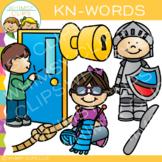 Phonics Clip Art:  Kn- Words
